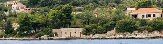 Villa Ruža na otoku Koločepu